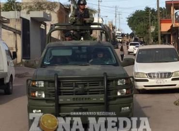 Sedena resguardará Cerritos y Villa Juárez