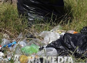 Afecta contaminación de basura en las calles