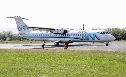 Anuncia Aeromar nueva ruta aérea