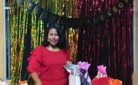 Fiesta de colores para Norma Leticia Reyes