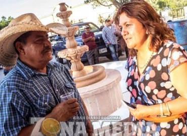 Hoy cerrará campaña maestra Rosa María