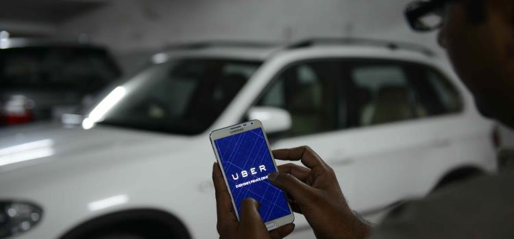 Llegará Uber a la Huasteca Sur