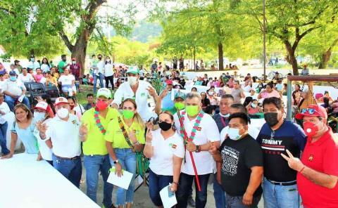 """Proyectos """"reales"""" a la zona indígena"""