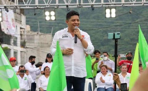 El nuestro será un Gobierno de justicia y empatía: Ricardo Gallardo