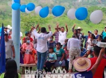 """Contundente respaldo para """"Chamy Salazar"""""""