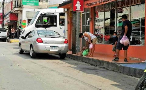 Multa por bloqueo de los hidrantes