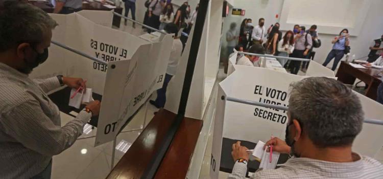 Elecciones en riesgo