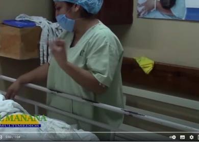 Rebrote de Covid en el Hospital General