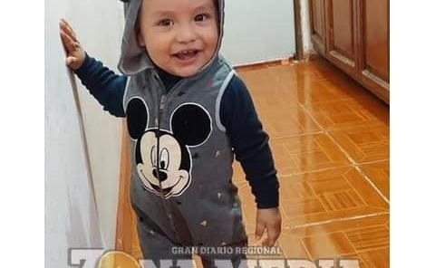 Angelito cumplió su primer año