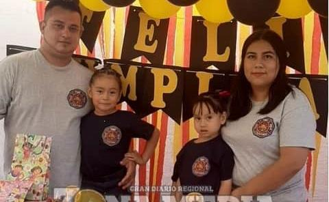 Fátima y Camila tuvieron fiesta