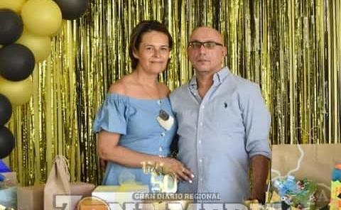 Norberto celebró 50 años de vida