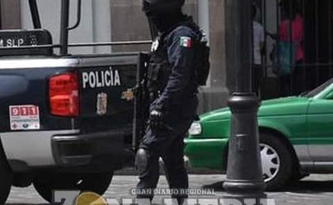 Policías estatales listos por riesgo de violencia