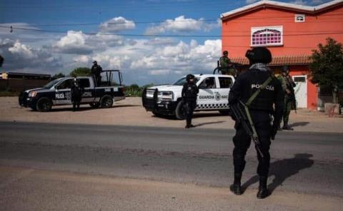 41 detenidos saldo del fin de semana