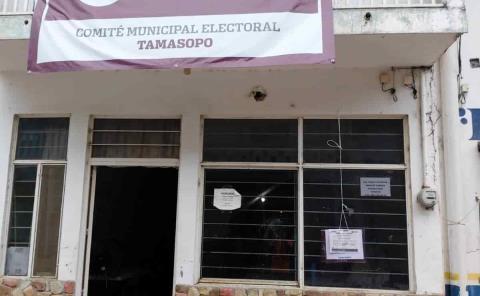 Bajo resguardo las boletas electorales