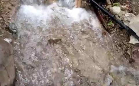 Desperdician agua por negligencia de OOAPA