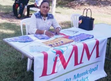 IMM alienta al sector femenino a superarse