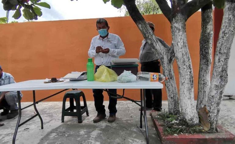SSA aplica vacuna antirrábica a perros