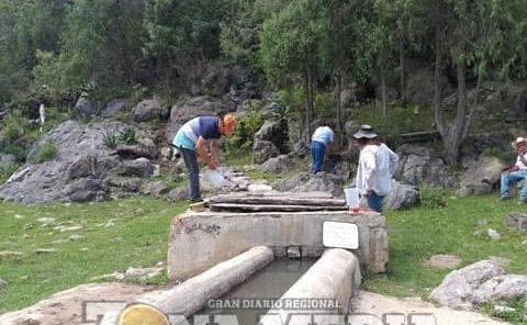 Minas y cementeras dañaron los mantos