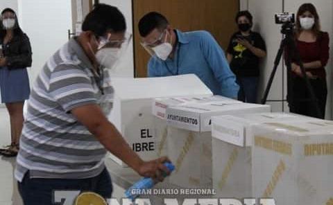 Listos protocolos para las votaciones