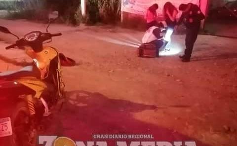 """Féminas derraparon en el """"Universitario"""""""