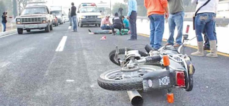 Se incrementan discapacitados por accidentes