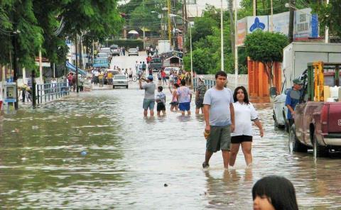 En alerta PCM por las lluvias