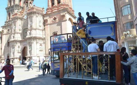 En San Luis sólo turismo nacional