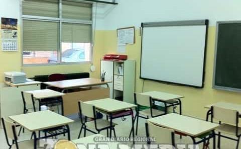 2 escuelas podrían dejar de funcionar