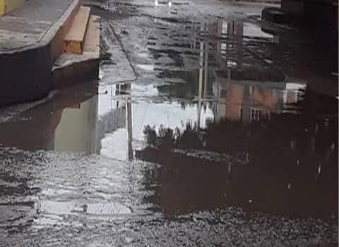 Basura causa inundaciones