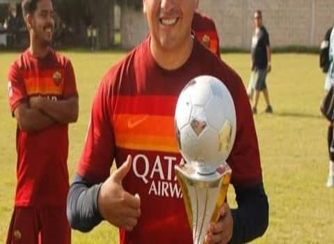 Alfredo Sánchez MVP del futbol