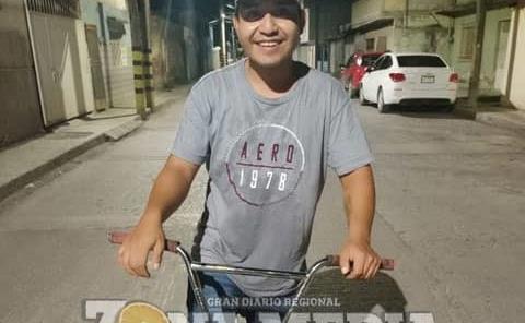 Cristo Azua Castro futura estrella BMX
