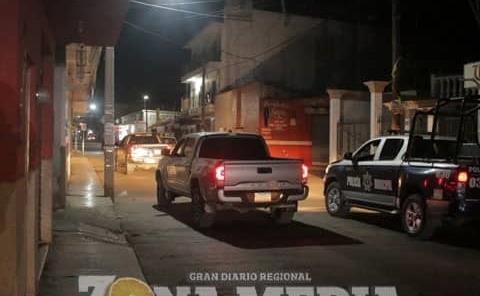Agentes participaron en operativo policial