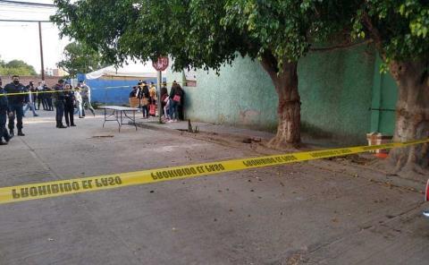 Movilización policiaca por hallazgo de hielera