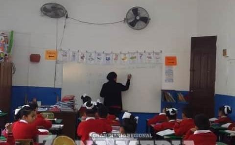 Escuelas regresaron a clases presenciales