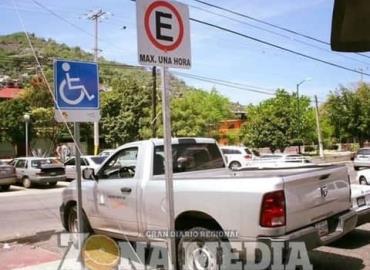Faltan espacios aptos para discapacitados
