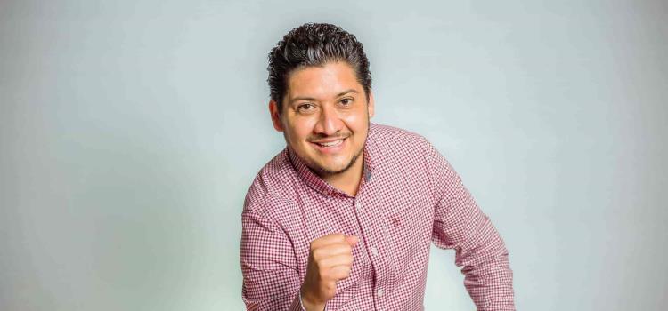 Óscar Márquez virtual Alcalde