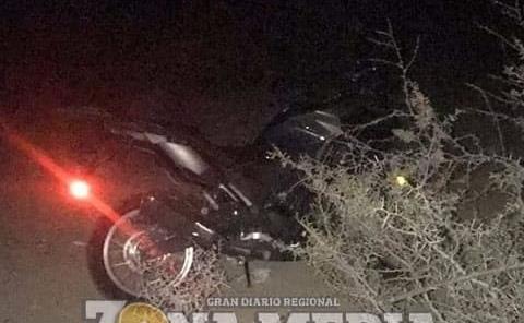 Motociclista preso por manejar ebrio