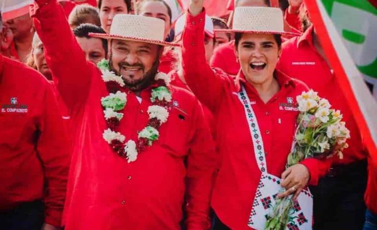 Chucho Soni  será Alcalde