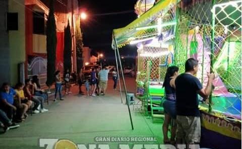 Fiesta en San Antonio