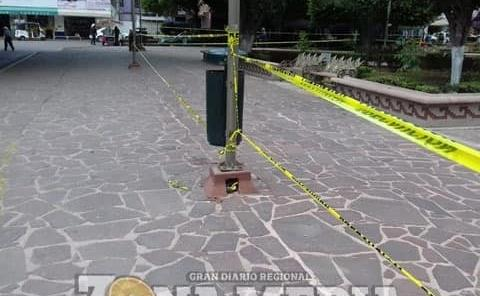 Ya abrieron la plaza de Rayón