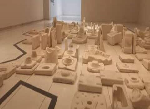 Abierta exposición en Museo de Arte