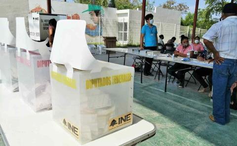 14 denuncias en jornada electoral
