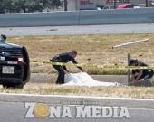 Paisano muerto en fatal accidente