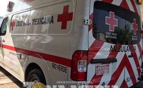 Paramédicos salvaron a hombre de un infarto