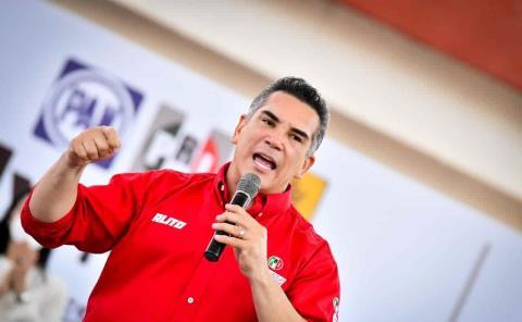 Abandonó el país al PRI; piden cabeza de 'Alito