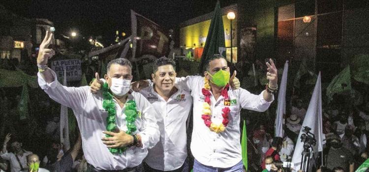 Gallardo será Gobernador