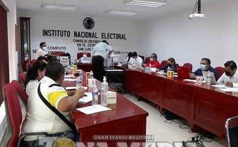 Iniciaron recuento de paquetes electorales
