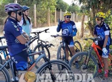 En proyecto la liga de ciclismo