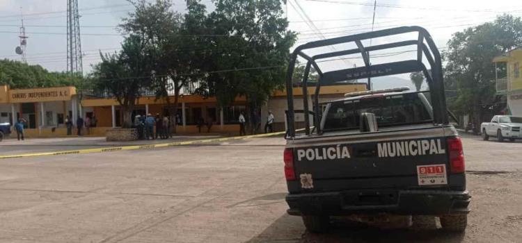 Desalojaron policías el edificio de la CNC