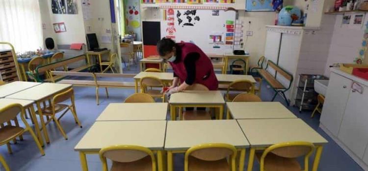 Otra vez clases en 44 escuelas